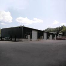 Light Weight Free Span Warehouse