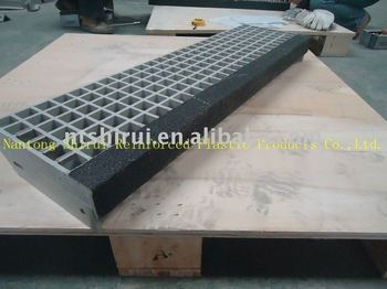 Fiberglass Composite Grating Stair Tread View Composite Stair Tread Siegrid Product Details