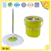 2015 New Design Quick Assembly & Dismentling 360 Spin Mop