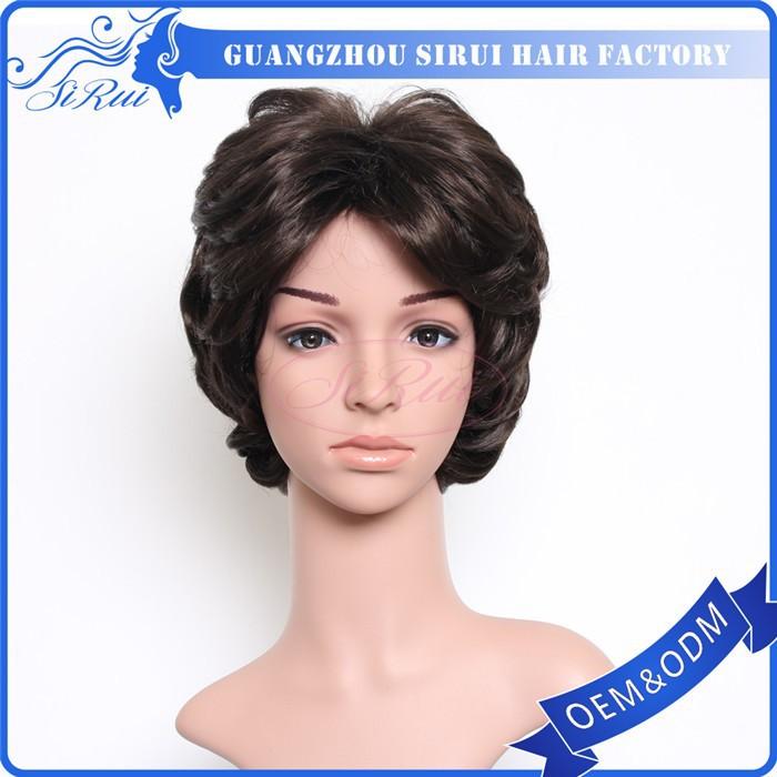 Braided Headband Wigs For Black | sesame black straight