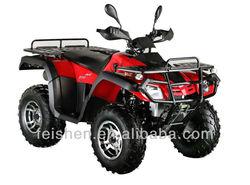 400CC SHAFT DRIVE EEC ATV