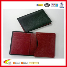 Fashion Design Soft Passport Holder,Credit Card Holder/ID Card Case