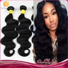 Brazilian Human Hair Sew In Weave, hot new product for 2015 Brazilian Hair Weavon