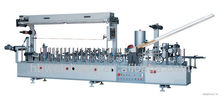 BF300A Hot melt glue panel wrapping machine