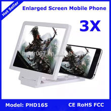 3X Mobile Phone Screen Magnifier Bracket Stand,NO.5 Mobile Phone Screen Amplifier