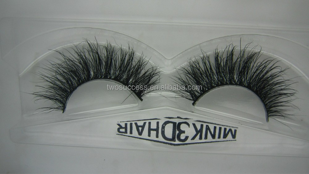 mink 3D false eyelash