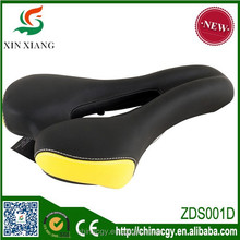 China wholesale MTB bicycle light saddle/comfortable soft silicon bike saddle