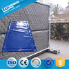 Soundproof Barrier for Scaffolding Fence