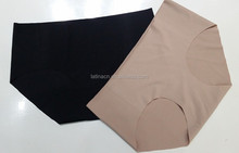 one-piece panty no bonded plus size hipster laser cut hipster nylon and spandex
