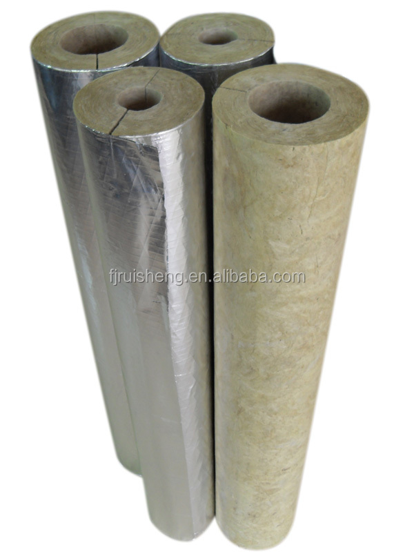 Rock wool pipe rockwool price buy rockwool price rock for Rockwool pipe insulation prices