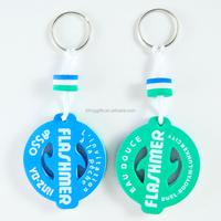 Promotion items no minimum custom logo car logo shoe keychain
