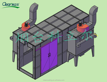 Best Price Auto Body Paint Booth Is An Industrial Powder Coating Spray Booth By Paint Booth Supplier