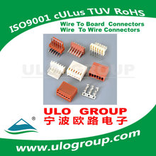 Designer Low Price Wire To Wire Connector 6.35mm 2pin Manufacturer & Supplier - ULO Group