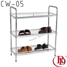 waterproof wardrobe walnut shoe rack
