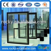 insulated glass for window tempered double insulating glass