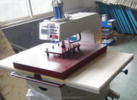 Double Station Middle Format Sublimation Heat Press machine 60*80cm