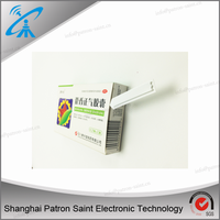 58KHz retail store security tag labels for cosmetic shops