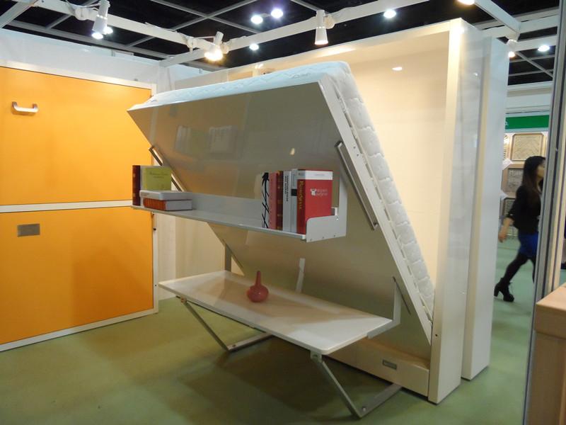 China die neuesten design schlafzimmermöbel aus holz klappbett ...
