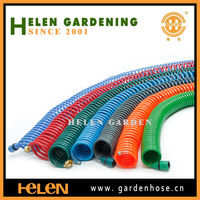 eva coil hose water hose garden recoil hose