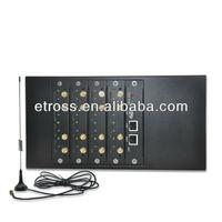 Etross 16 ports GSM VoIP gateway , GoIP