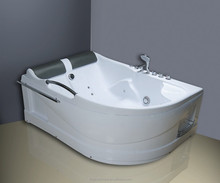 Fashionable JS-8080 Massage Bathtub With Computer Control Panel