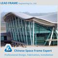 Alta qualidade estrutura de aço pré-fabricadas de baixo custo salão