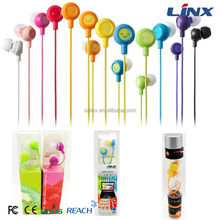 best fashion earphone,metal earphone,earphone with mic for mobile phone