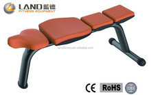 !!!New product/gym equipment/ Flat Bench(LD-7016)