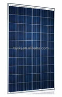 polycrystalline 240W poly solar photovoltaic modules for home use