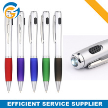 Promotional Stylus Ball Pen with Led Light