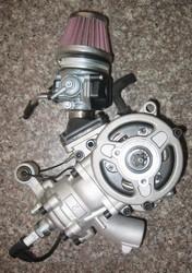 37CC WATER COOLED ENGINE FOR POCKET BIKE