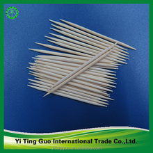 Individual Polybag Wrapped plastic dental toothpicks with flag
