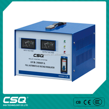 CSQ high quality AVR motor type voltage stabilizer for home/wide range/as your design