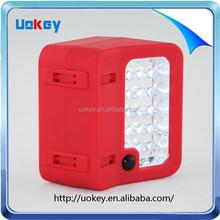Uokey home use China supplier led flexible work light magnetic base