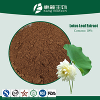 Herbal Lose Weight 100% natural Blue Lotus Leaf Extract Powder 10%-50%nuciferine Flavonoids low price lotus leaf extract