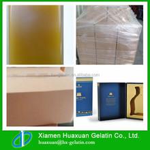bottom price supper supplier yellow glue