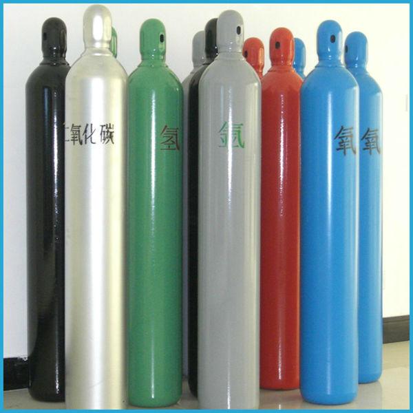 Iso9809 Hydrogen,Nitrogen,Carbon Dioxide Seamless Steel