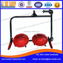 RM-1 disc mower for walking tractor with belt
