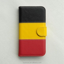 High Quality Flip Leather Case for Samsung S3 S4 S5