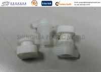 PE Plastic Nozzle Injection Molding and Ultrasonic Welding