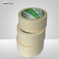 Cheap And Clear Masking Tape For UV Resistance And Clean Removal
