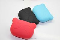 women gift wholesale alibaba best seller &excellent lovely best christmas gift 5200mAh panda portable power bank