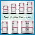 de arroz al vapor de la máquina