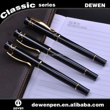 roller refill metal ball pen for business luxury pen