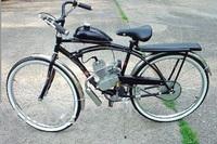 Motorized Bicycle Kit Gas Engine CNV 66cc/Motorised Bicycle Engine kit 80cc 2 stroke