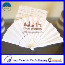 Corporate Promoting Plastic Fan Corporate Activities
