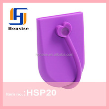 Candy Shape New silicone key bag