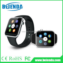 Bluetooth4.0 cheap smart watch mobile phone for iPhone/android phones