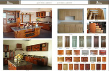 gabinete de cocina americana