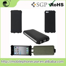 PU leather phone case factory price China manufacturer for iPhone5
